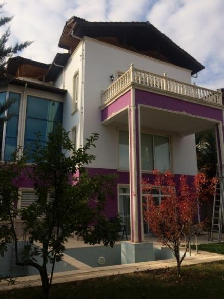 Gaziantep İbrahimli Osmangazi Satılık Villa
