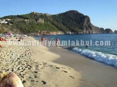 Antalya Kızlar Pınarı Satılık Otel