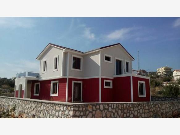 Mersin Kızkalesi Satılık Müstakil Ev