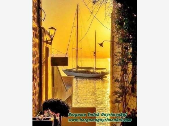 Balıkesir Merkez Satılık Villa Arsası