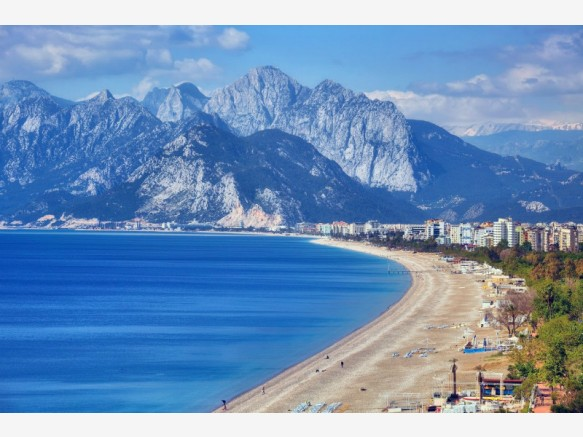 Antalya Kuşkavağı Satılık Rezidans