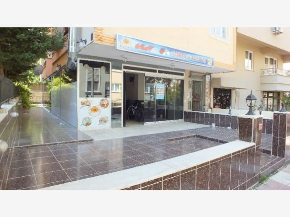 Manisa Uncubozköy Satılık Dükkan