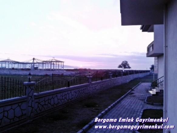 İzmir Kabakum Satılık Villa Arsası