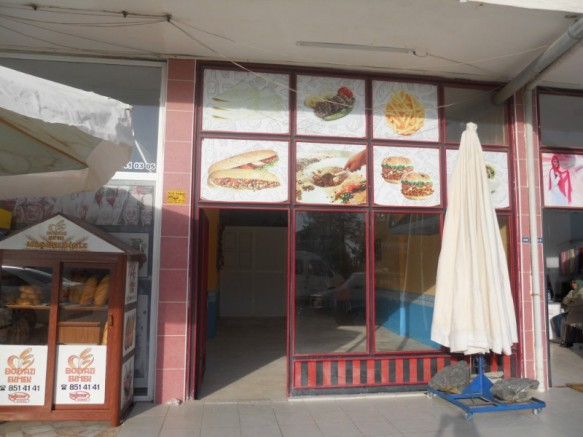 Mersin Merkez Satılık Dükkan