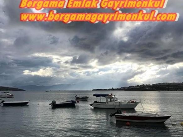 İzmir Uzunburun Satılık Villa Arsası