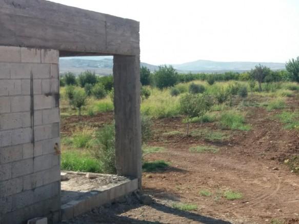 Kilis Küplüce Satılık Bağ+Bahçe